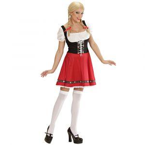 Oktoberfest-tyylinen mekko aikuisille
