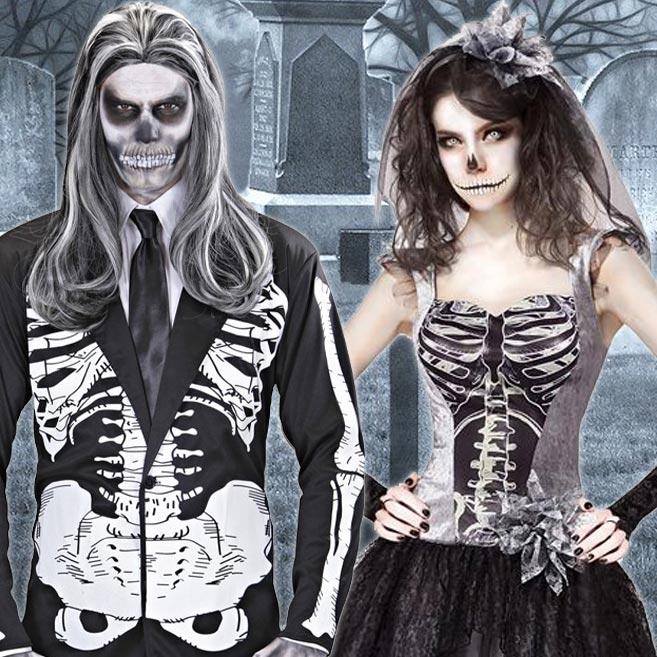 Parhaat Halloweenasut helposti netistä tai myymälöistä!