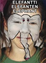 Elefantti • Elefanten • Elephant