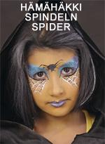 Hämähäkki • Spindeln • Spider