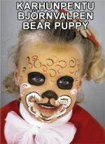 Karhunpentu • Björnvalpen • Bear puppy
