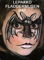Lepakko • Fladdermusen • Bat