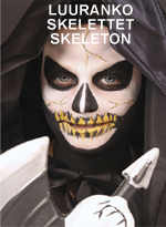 Luuranko • Skelettet • Skeleton