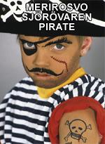 Merirosvo • Sjörövaren • Pirate