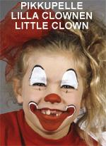 Pikkupelle • Lilla clownen • Little clown