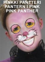 Pinkki pantteri • Pantern i pink • Pink panther