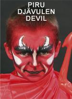 Piru • Djävulen • Devil