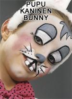 Pupu • Kaninen • Bunny