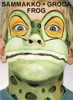 Sammakko • Groda • Frog