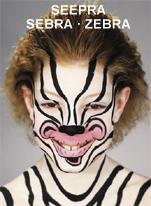 Seepra • Sebra • Zebra