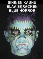 Sininen kauhu • Blåa skräcken • Blue Horror
