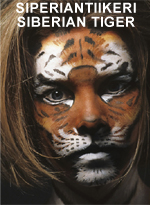 Siperiantiikeri • Siberian tiger
