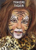 Tiikeri • Tiger