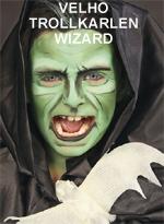 Velho • Trollkarlen • Wizard