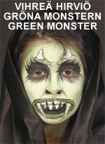 Vihreä hirviö • Gröna monstern • Green monster