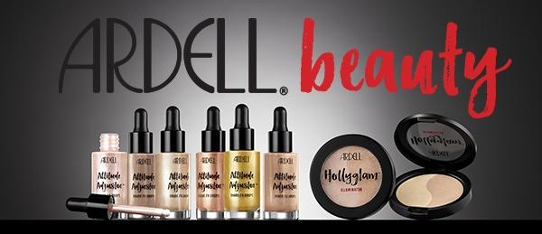 Upeat Ardell Beauty -meikkituotteet nyt meillä!